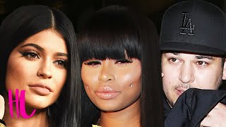 Kylie Jenner Reacts To Brother Rob Kardashian Dating Tyga Ex Blac Chyna