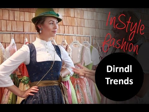 Dirndl-Trends + Accessoires: Das perfekte Wiesn-Styling