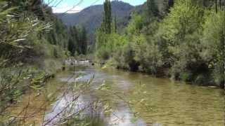 preview picture of video 'Río Escabas (Serranía de Cuenca)'