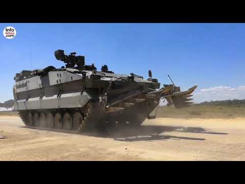 Defensa prevé recibir los primeros vehículos Castor en el segundo trimestre de 2021