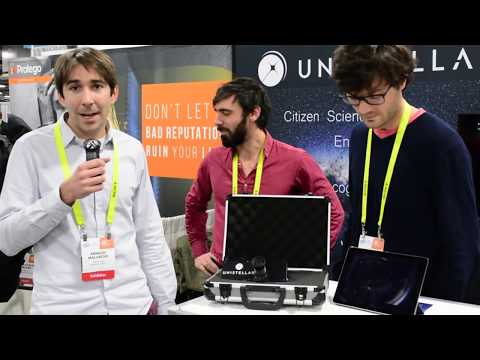 CES2017: Astrophotography In The Eyepiece