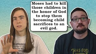 The God Of The Bible Is A Truly Evil Character