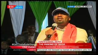 Governor Joho says he does not want the security detail the government would assign him