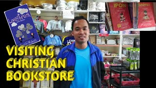 Visiting the only Philippine Christian Bookstore in Pangasinan