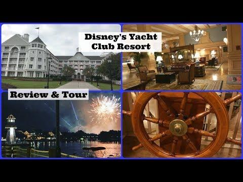 Disney's Yacht & Beach Club HONEST Review & Tour | Room Tour