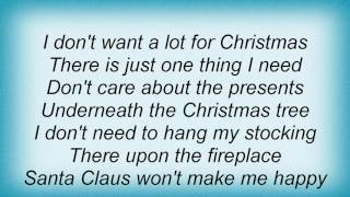 The Cheetah Girls - All I Want For Christmas Is You Lyrics