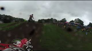 Unadilla 2018: Onboard with RJ Hampshire (360 Degrees)