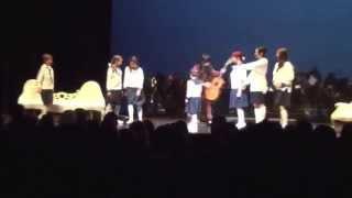 LBP's Maria and the Von Trapp Children in The Sound of Music - Do Re Mi
