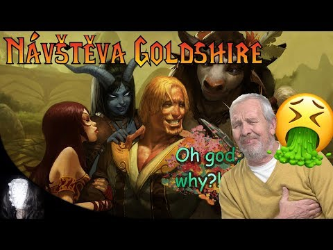 World of Warcraft - Návštěva Goldshire  / XmatuliX