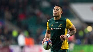 Rugby Australia Sponsors Could Face Fines Over Folau: Employment Lawyer