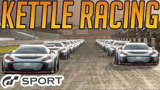 Gran Turismo Sport: Glorified Kettle Racing