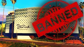 GTA 5 Casino BANNED By Gamble Laws (How To Bypass)