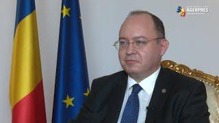 INTERVIU/Aurescu: Avem şansa înnoirii corpului diplomatic; toleranţă zero faţă de cei care nu respectă normele