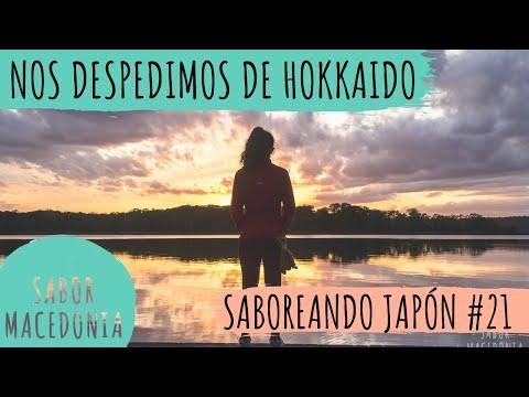 Cap.21: Nos despedimos de Hokkaido   Saboreando Japón