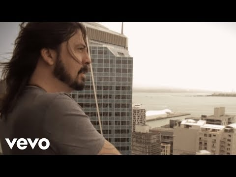 Foo Fighters - These Days (Official Music Video)