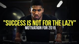 MOTIVATION FOR 2019 - You Really Need To Hear This!
