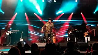 Ras Natty Baby -Rastafari- Miel Vert Plaine Des Cafres Réunion Janv 2019
