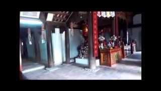 preview picture of video 'Chùa Chuông Phố Hiến đệ nhất danh thắng TP.HưngYên'