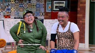 Nunung Jadi Hansip, Sule Jadi Pelatihnya Titi Kamal Nangis Nahan Ketawa