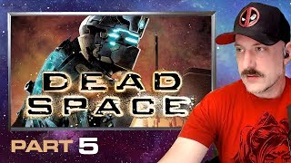 DEAD SPACE // EP.5 // Classic Space Horror // TOP 10 GAME // Live Stream Gameplay