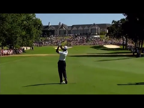 Tiger Woods wins 2007 PGA Championship at Southern Hills