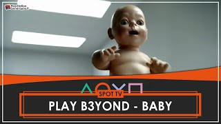 "PlayStation 3 - PLAY B3YOND ""Baby"" - US TV Commercial (2006)"