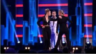 Kimberley Walsh & Denise Van Outen w/ Pasha Kovalev - Take That Look Off Your Face