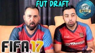 KALECİ HERKESİ ÇALIMLADI! | ÜMİDİ İLE FIFA 17 FUT DRAFT