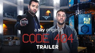 Trailer for Sky's Code 404 by Water and Power/Kudos