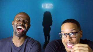 H.E.R.- U (REACTION!!!)