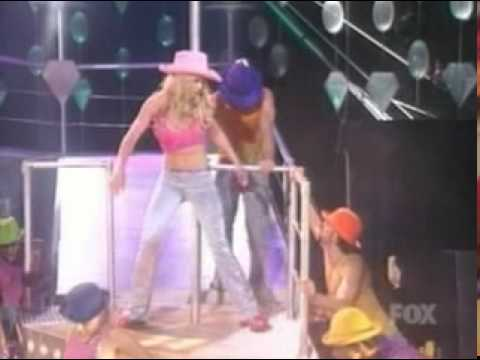britney spears - what you see is what you get LIVE