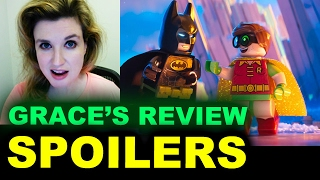 The Lego Batman Movie SPOILERS Review