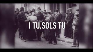 El Diluvi - I Tu, Sols Tu (valencià)