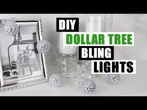 Bling-Bling Deko - So pimpst du eine Lichterkette