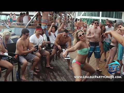 Spring Break College Party Cruise 2015