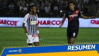 Resumen: Alianza Lima vs. Deportivo Municipal (2-2)