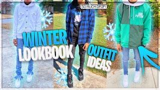 WINTER OUTFIT IDEAS | TEENS LOOKBOOK 2019 ❄️🤯