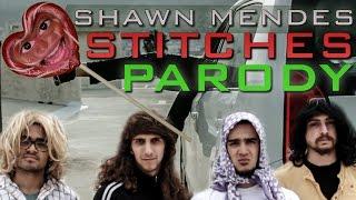 """Shawn Mendes - """"Stitches"""" PARODİ Ft. Ekin Soyak"""