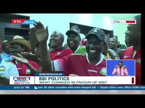 Was DP Ruto's campaign to stop the BBI just a fallacy, or has his anti BBI base been overran?