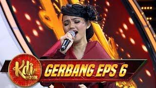 Memang Mantap! Peserta Disuruh Menilai Rina Nose Bernyanyi - Gerbang KDI Eps 6 (30/7)