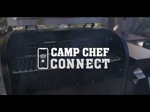 Camp Chef 20-Inch WiFi Woodwind Pellet Grill Overview