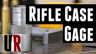 Reloading Essentials: Using A Rifle Case Gage