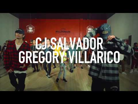 Chris Brown feat. TPain - Kiss Kiss | Choreography by CJ Salvador & Gregory Villarico