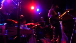 """Come In The Water.""- The Barr Brothers @ The Lexington. London 14 Oct 2014."