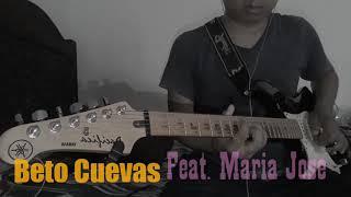 Aquí   Beto Cuevas Feat. Maria Jose | Yamaha Pacifica 112vm