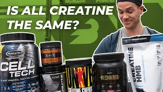 7 Best Creatine Supplements - Best Monohydrate, Hydrochloride, and More