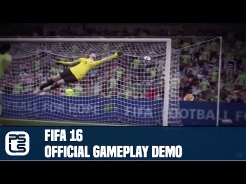 Видео № 2 из игры FIFA 16 (Б/У) [PS4]