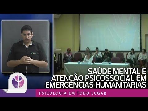 Saúde Mental e Atenção Psicossocial em Emergências Humanitárias