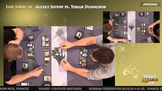 World Magic Cup 2014 Round 1 (Team Sealed): Russian Federation vs. France