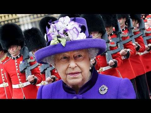 The Queen Was Almost Shot By Royal Guard After Taking A Stroll